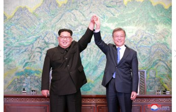 Historic Meeting Which Ushered in a New Era of National Reconciliation and Unity,  Peace and Prosperity - Image