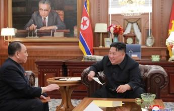 Delegation to 2nd DPRK-US High-level  Talks Met - Image