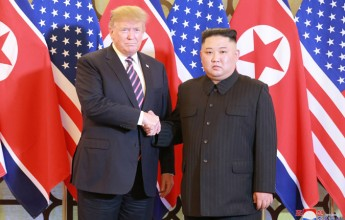 Supreme LeaderKim Jong UnHas Chat and Dinner with President Donald J. Trump - Image