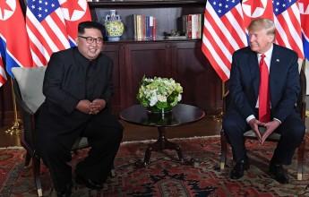 Supreme Leader Kim Jong Un, President Trump Hold Second-day Talks - Image